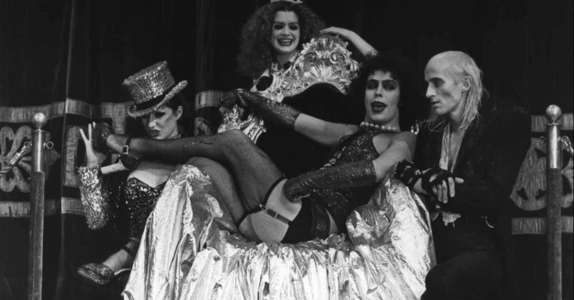 Why 'Rocky Horror Picture Show' Remains A Queer Cinematic Milestone