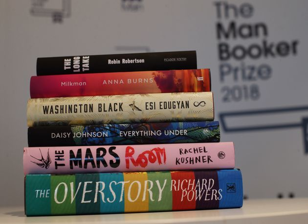The shortlisted books for the Man Booker Prize