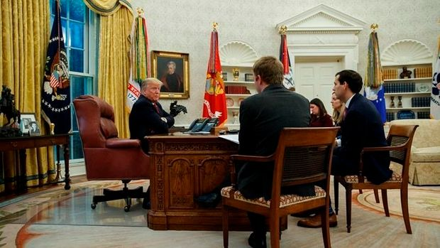 Trump criticizes rush to condemn Saudi Arabia over Khashoggi