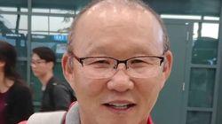 베트남 대표선수 30명 이끌고 한국 온 박항서 감독이 2주 동안 할