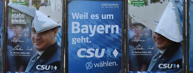 독일 바이에른주 선거의 교훈 : 극우를 모방해서 극우를 이길 수는
