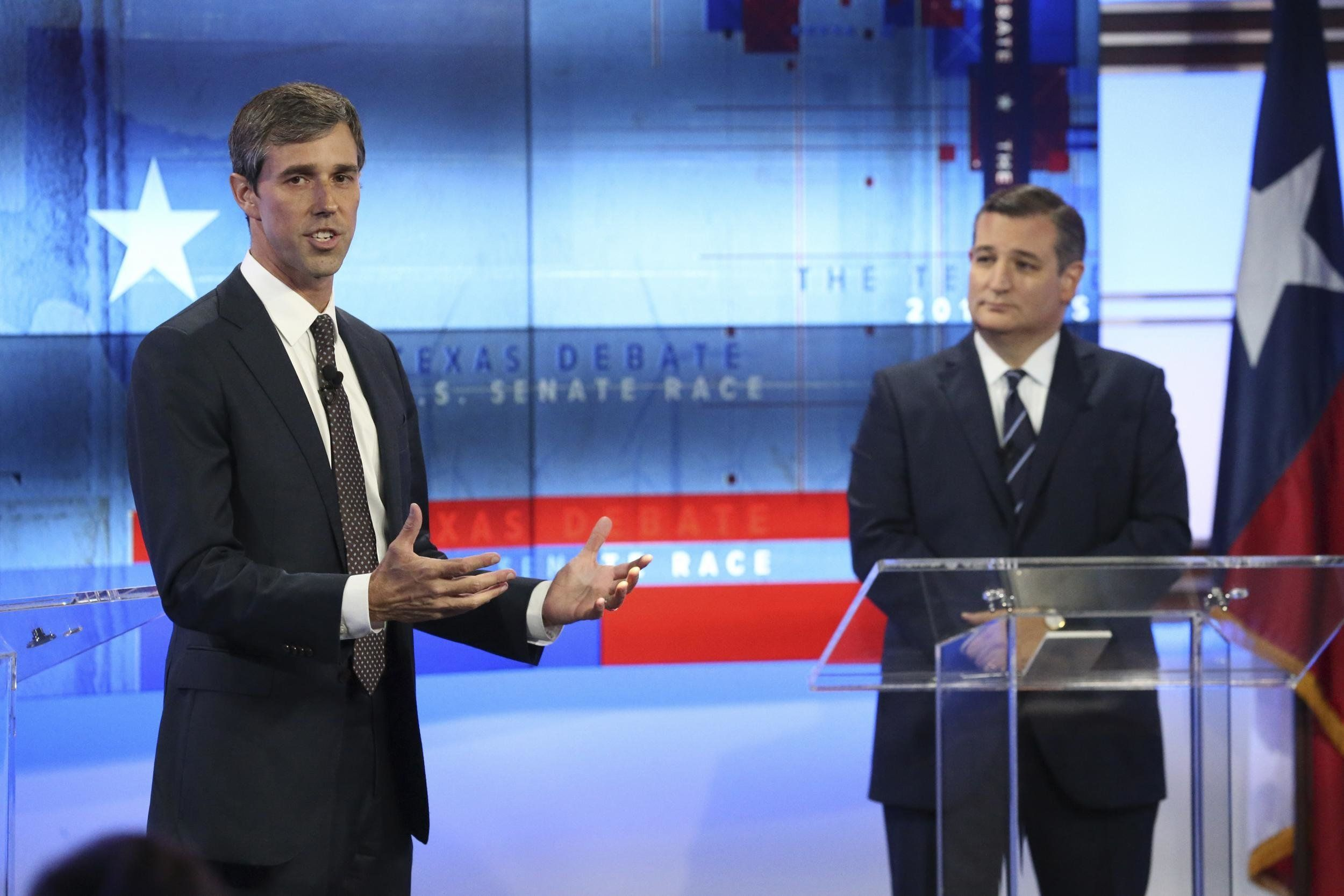 Ted Cruz-Beto O'Rourke debate: Texas candidates spar in heated final battle before midterms