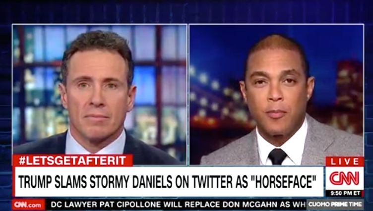 CNN DON LEMON CHRIS CUOMO