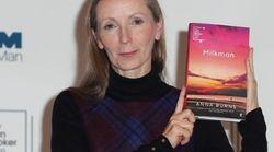 Η Άννα Μπερνς κέρδισε το Man Booker Prize με το τρίτο της μυθιστόρημα,