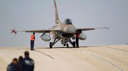 Ισραηλινές αεροπορικές επιδρομές στη Γάζα μετά από εκτόξευση