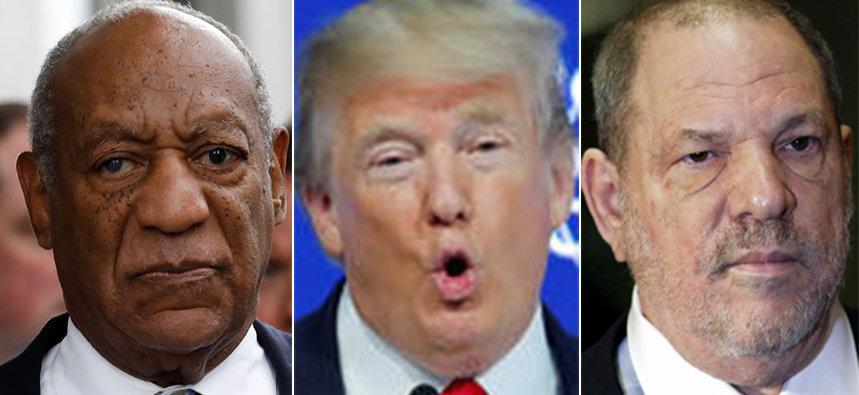 Bill Cosby and Donald Trump