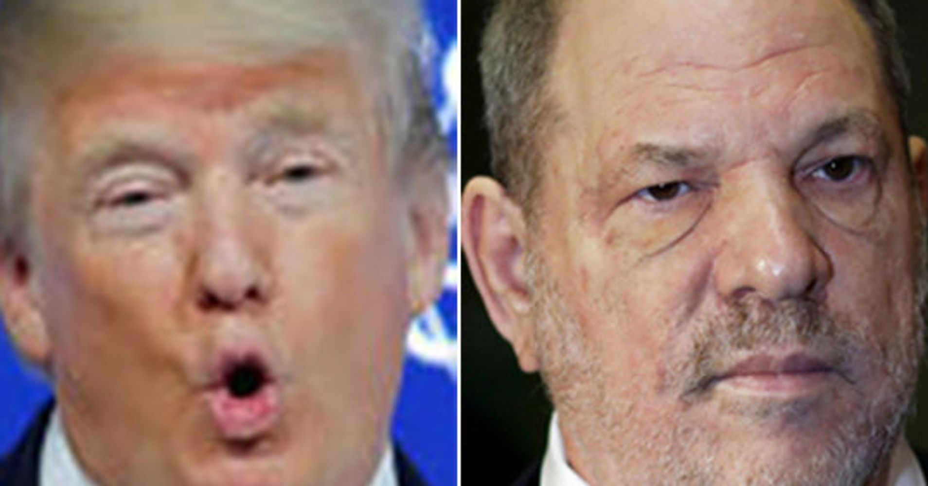Harvey Weinstein And Bill Cosby Join Donald Trump In Me Too Painting