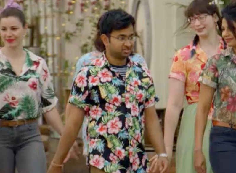 TRIBUTE: 'Great British Bake Off' Viewers Loved The Contestants' Hawaiian Shirt Tribute To
