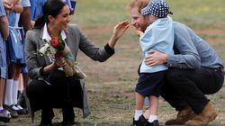 Big Hugs For Meghan And Harry In