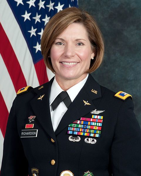Lt. Gen. Laura Richardson
