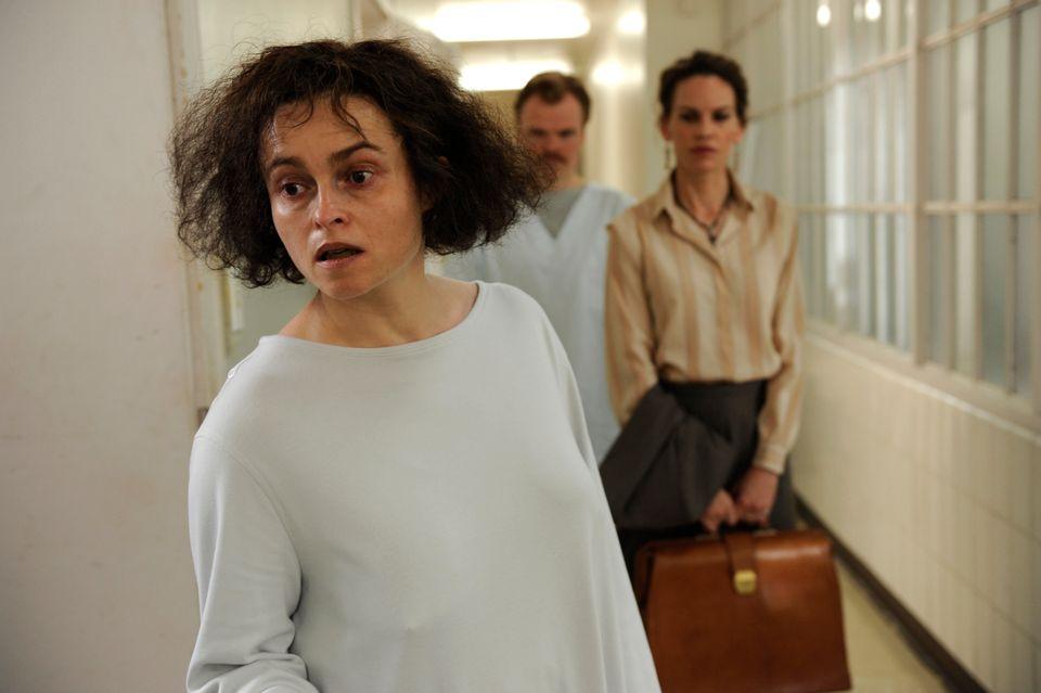 Helena Bonham Carter as Eleanor