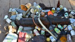 Modern Day Plastic Has Been Found Covering A Historical Shipwreck In UK