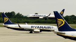 «Πόλεμος» για τη φωτογραφία πιλότων και αεροσυνοδών της Ryanair που κοιμούνται στο πάτωμα