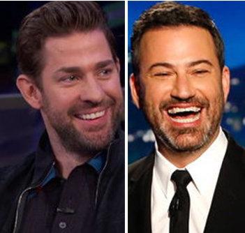 John Krasinski Pulls Epic House Prank On Unsuspecting Jimmy Kimmel