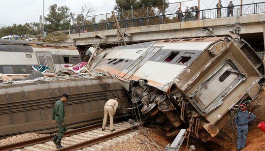 Après le drame ferroviaire, les hashtags #ONCF_Baraka et #boycottoncf illustrent le ras-le-bol des