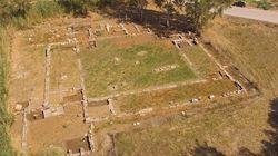 «Στο φως» 101 χρόνια μετά την πρώτη ανασκαφή η Νότια Παλαίστρα στην