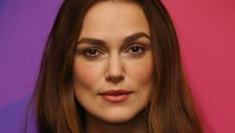 Actress Keira Knightley poses for photographers upon arrival, ahead of the screen talks for the film 'Colette', at a central London cinema, Friday, Oct. 12, 2018. (Photo by Joel C Ryan/Invision/AP)
