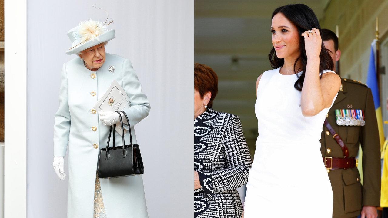 Herzogin Meghan muss auf eine geliebte Zutat verzichten – weil die Queen sie ihr
