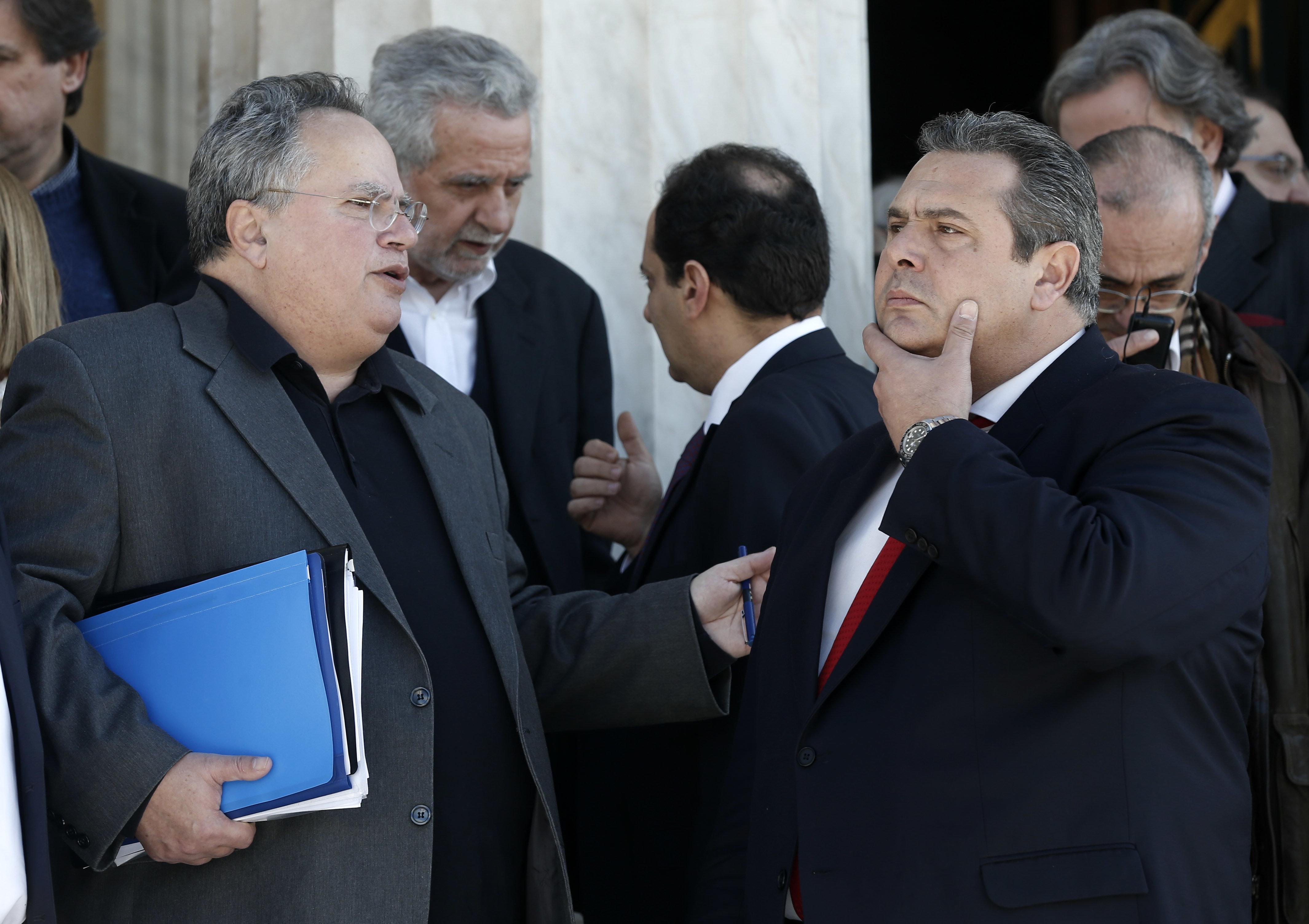 Ενα βήμα πριν από την παραίτηση ο Νίκος Κοτζιάς