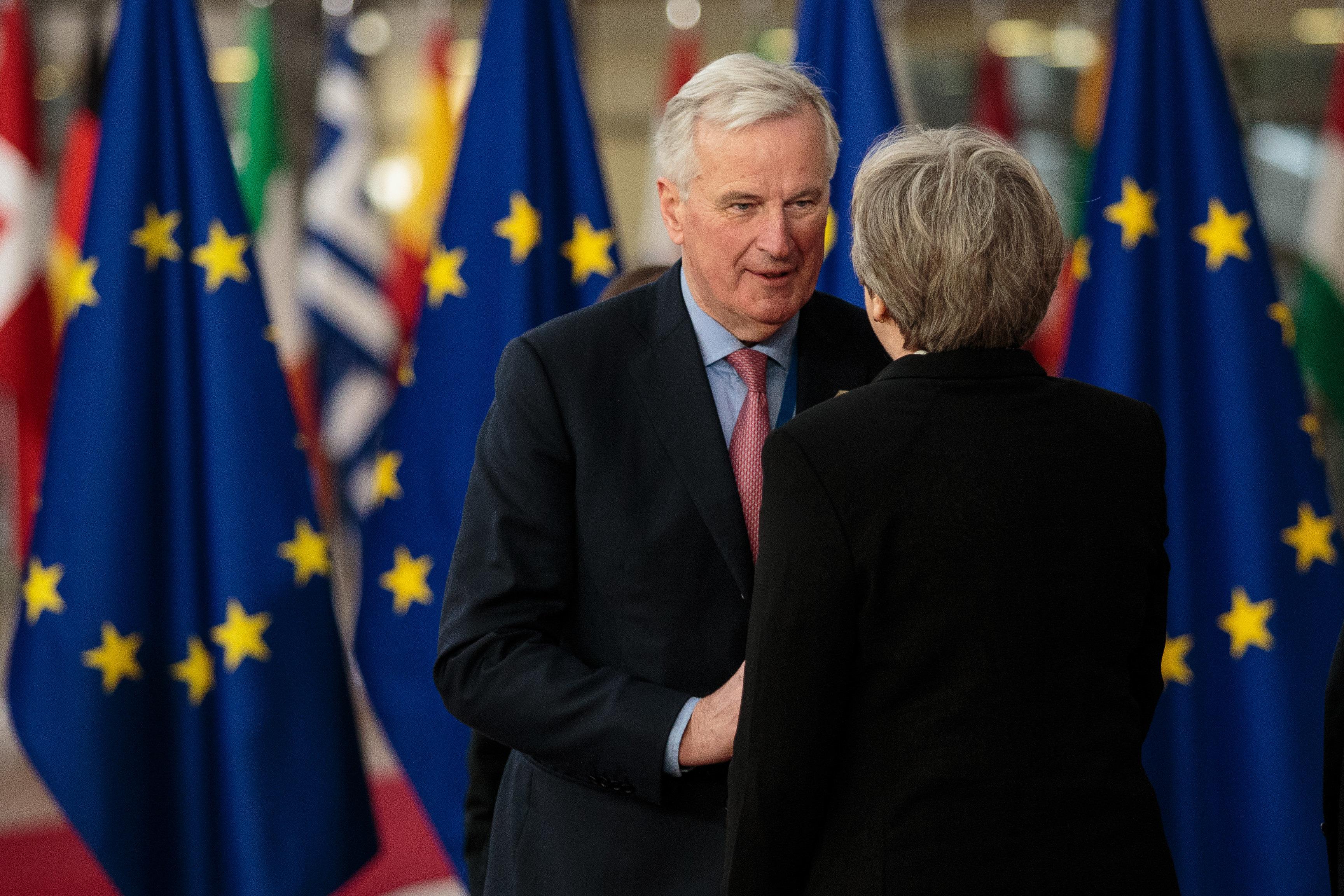 Brexit: Οι Βρυξέλλες προτείνουν παράταση της μεταβατικής περιόδου για την Μεγάλη Βρετανία