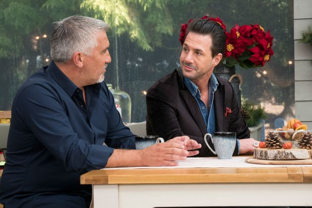 Paul and former 'Great American Baking Show' judge Johnny