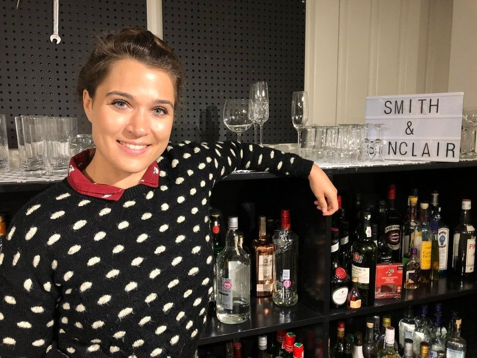 Smith & Sinclair manufactures alcoholic gummy sweets and other