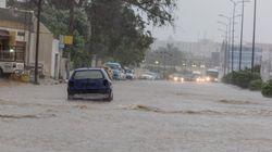 Un mort, une quinzaine de routes coupées et cours suspendus à causes de fortes pluies dans le centre-ouest du