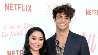 CULVER CITY, CA - AUGUST 16:  Lana Condor and Noah Centineo attend Netflix's 'To All the Boys I've Loved Before' Los Angeles Special Screening at Arclight Cinemas Culver City on August 16, 2018 in Culver City, California.  (Photo by Charley Gallay/Getty Images for Netflix)