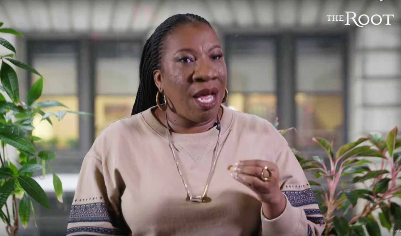 Tarana Burke on Clinton/Lewinsky affair
