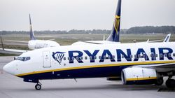 Dieses Foto soll aufzeigen, wie Ryanair mit seinen Mitarbeitern