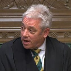 Corbyn Backs Investigation Into John Bercow 'Bullying'