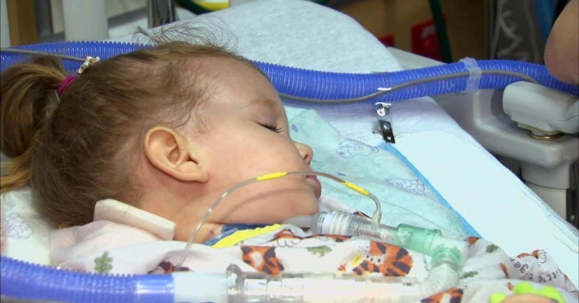 CDC Warns Of Polio-Like Mystery Illness That's Paralyzing Kids