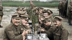 Peter Jackson's New First World War Film Premieres At The BFI London Film