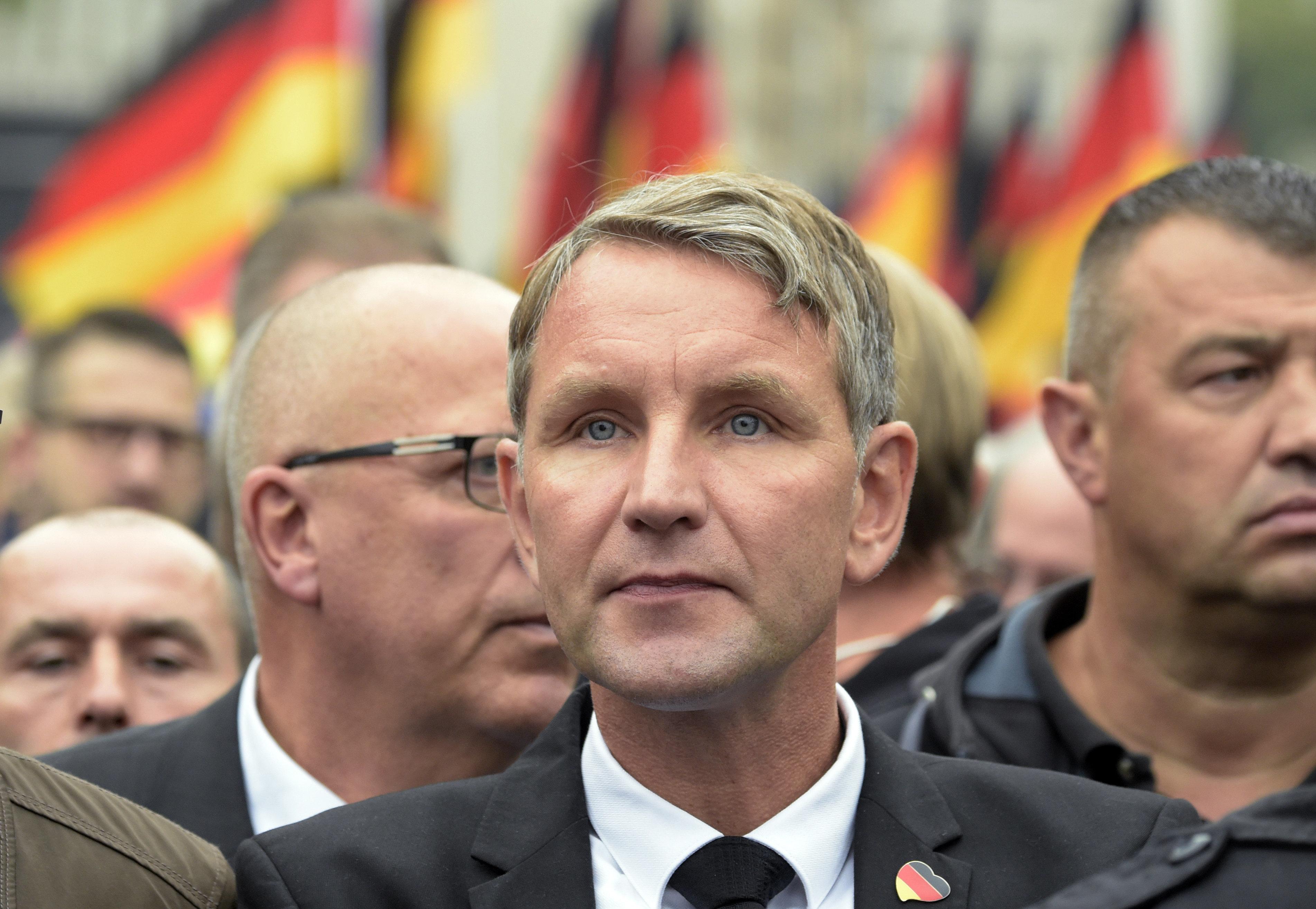 Hitler-Skandal bei der AfD Thüringen: Warum das für Parteichef Höcke gefährlich werden