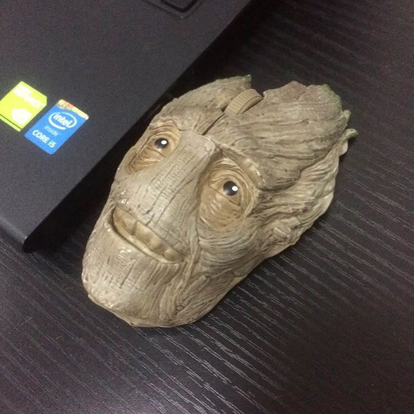"""I ... am ... <a href=""http://www.meetidea.com/gadgets/groot-wireless-mouse.html"" target=""_blank"">wireless mouse</a>"" doesn't"