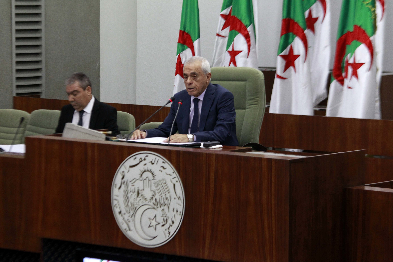 Crise à l'APN : Bouhadja s'en remet à Bouteflika