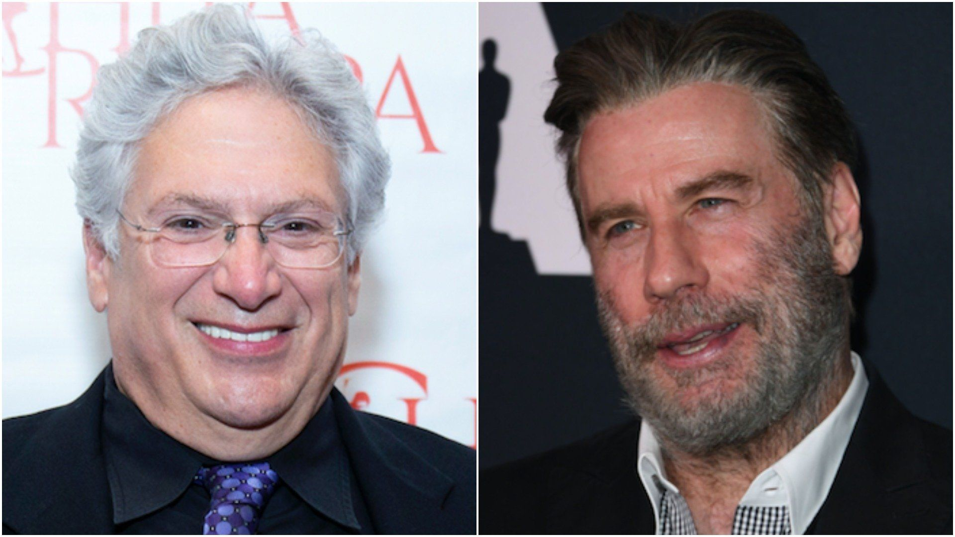 "Harvey Fierstein says he's never watched the 2007 movie version of ""Hairspray,"" which starred John Travolta."