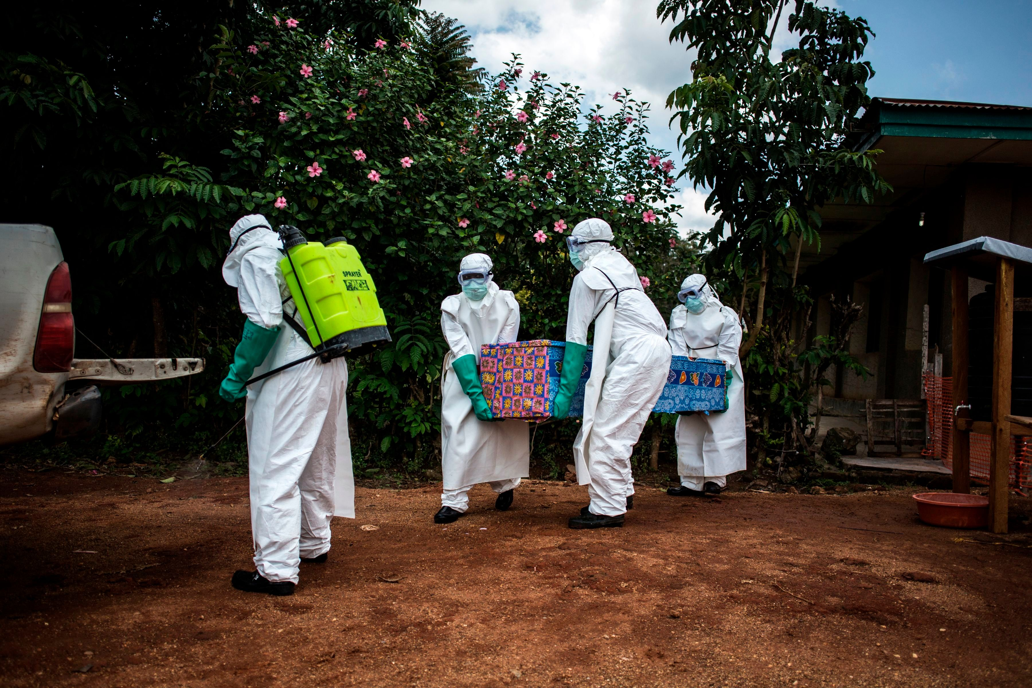 Does DRC's Ebola outbreak constitute global public health emergency?