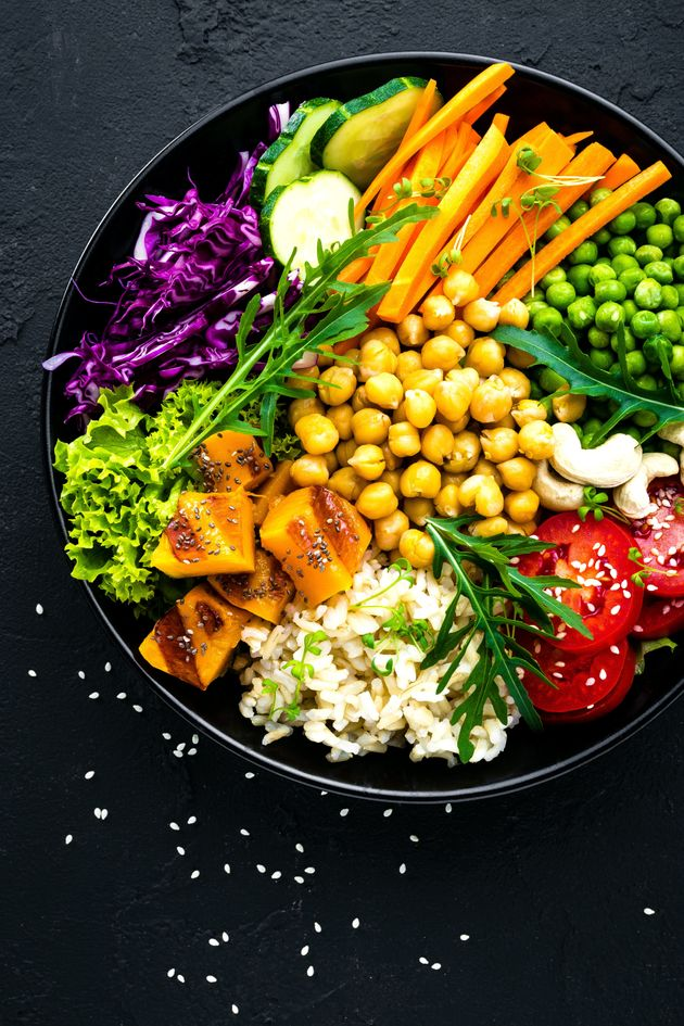 Meat Eater, Veggie Or Vegan: Whatever Your Diet, Here's How To Eat More
