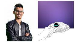 """Avec son détecteur de gluten, un Marocain se retrouve parmi les finalistes de l'émission """"Stars of"""