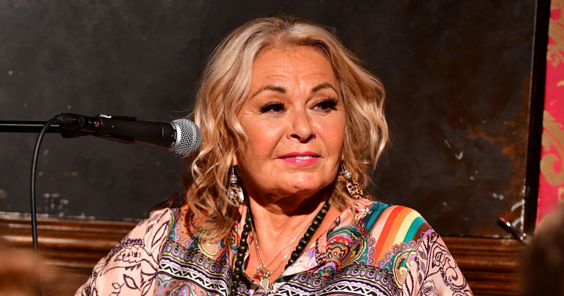 Roseanne Barr Responds To 'The Conners' Premiere In Statement