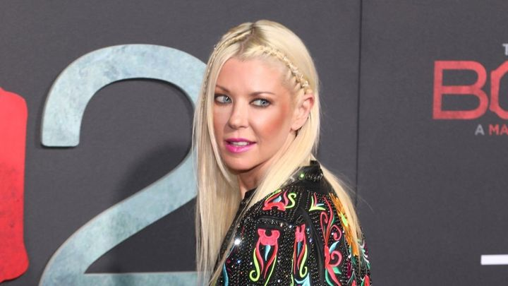 Tara Reid's later account of what happened was denied by Delta.