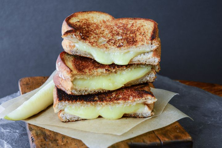 When it comes to grilled cheese,small mistakes have a major effect on the final product.
