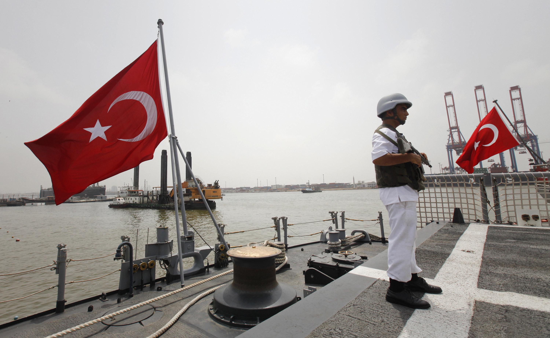 ΥΠΕΞ για Barbaros: Η Τουρκία συνεχίζει δράσεις που προκαλούν