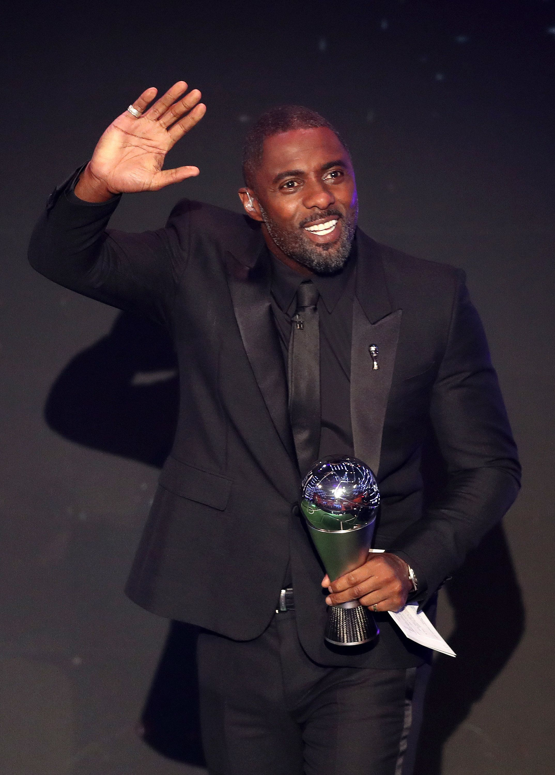 Idris Elba Will Star In 'Cats' With Taylor Swift, James