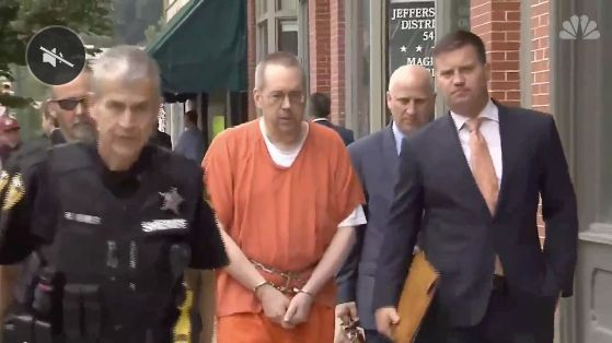 Former Pennsylvania Priest Pleads Guilty To Child Sex Abuse