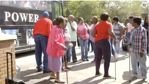 Georgia County Orders Elderly Black Voters Off Bus Taking Them To The Polls