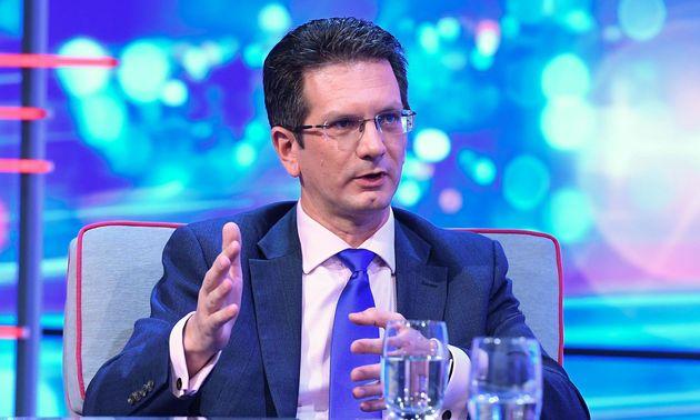 Former Brexit minister Steve Baker