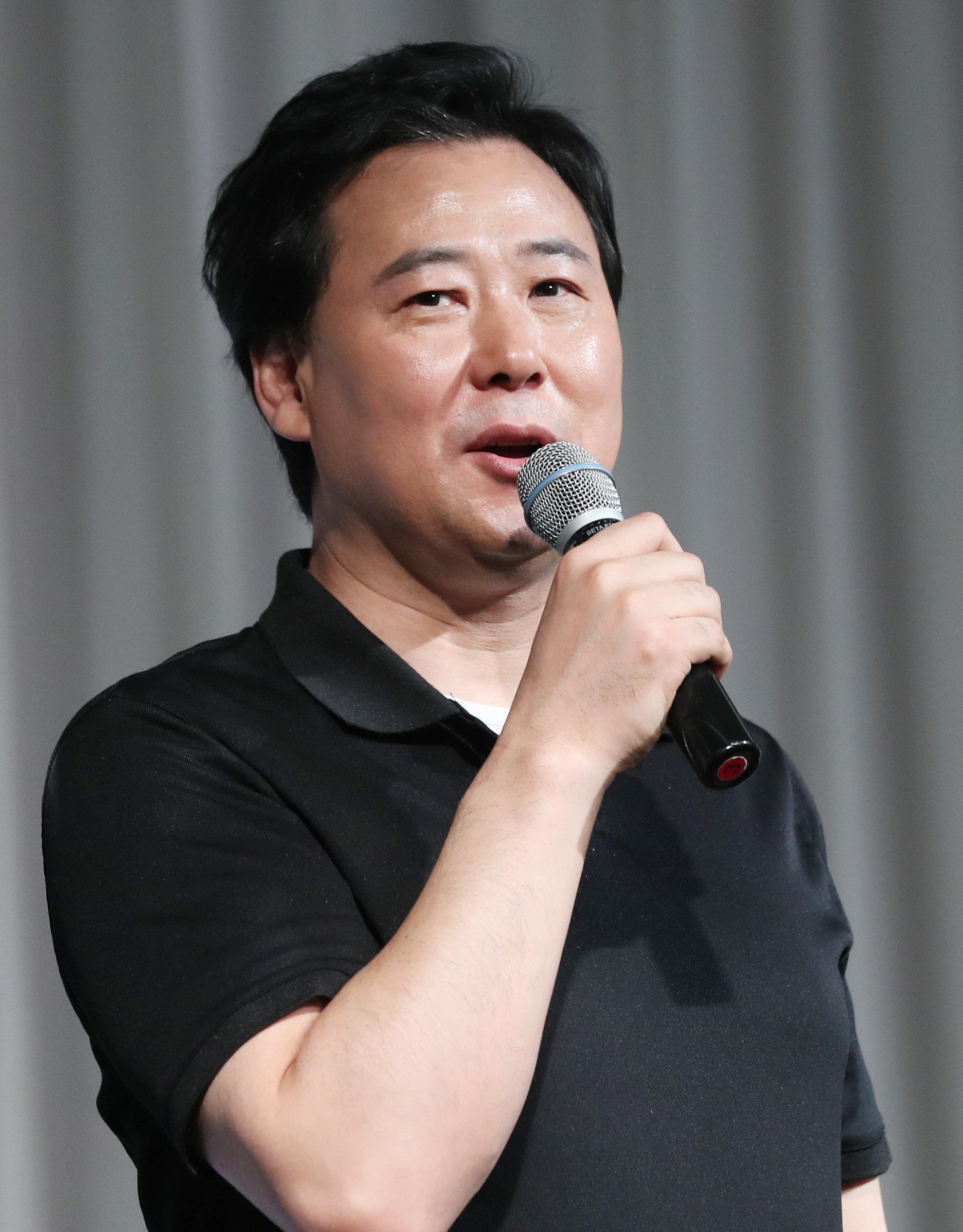 김창환이 '더 이스트라이트 폭행 논란'에 대해 직접 입장을