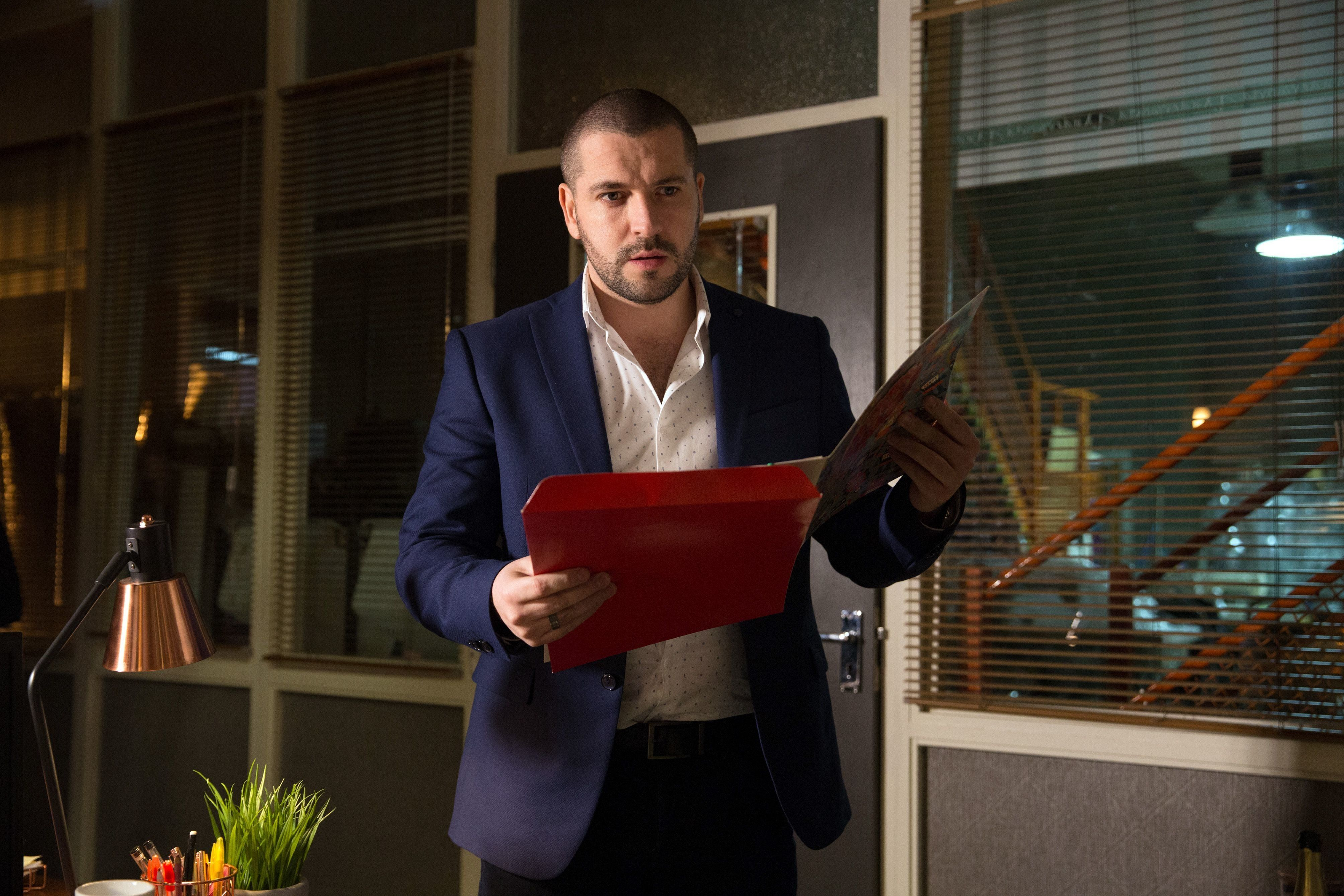 CORRIE: Shayne Ward Says He's 'Hurt' By 'Coronation Street' Suicide Storyline NTAs